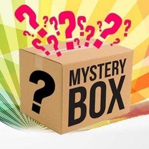 NAME BRAND MYSTERY BOX !!